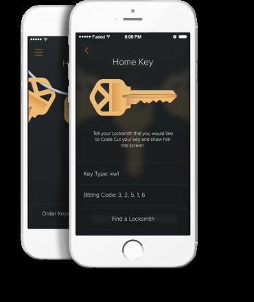 KeyMe, app copia llaves