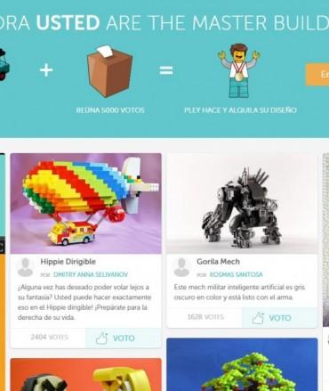 playworld, alquiler lego