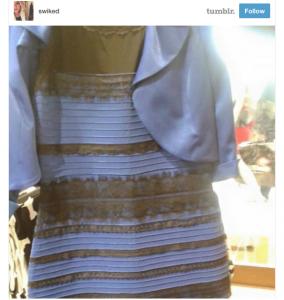 El vestido que rompió internet