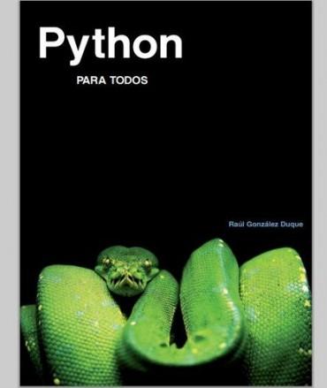 Tutorial de Python 'Python para todos'