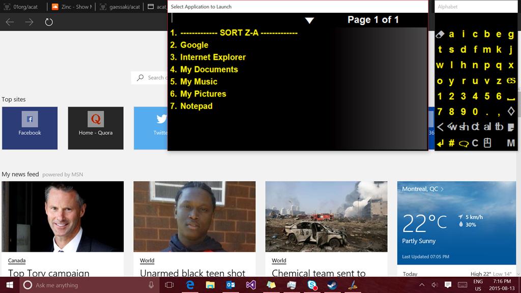 El programa con el que se comunica Stephen Hawking ahora es Open Source. Intel libera ACAT.